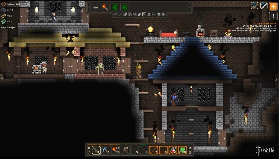 《潜伏地下》游戏截图