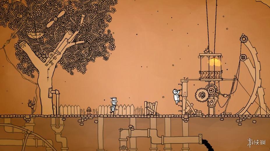 《39天到火星》游戏截图(1)