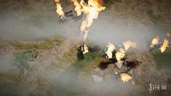 《僵尸警戒》游戏截图