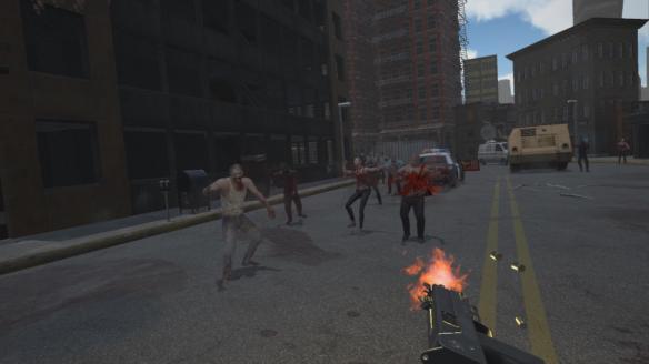 《遏制行动》游戏截图