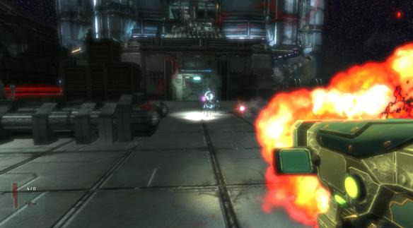 《再生戰士》游戲截圖