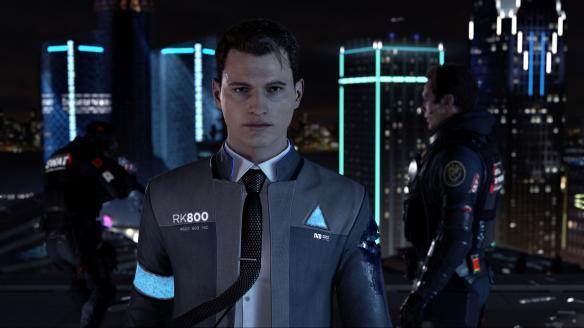 《底特律:我欲为人》游戏截图-2