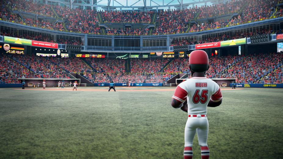 《超级棒球2》游戏截图
