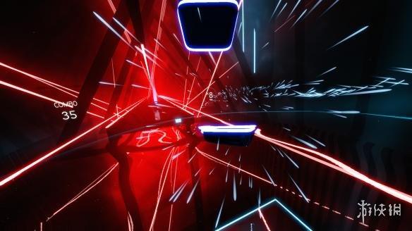 《节奏光剑》游戏截图