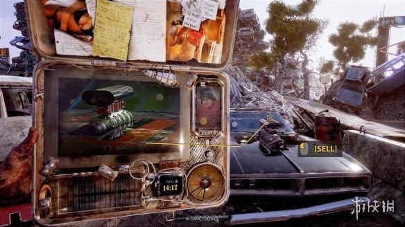 《废品场模拟》游戏截图