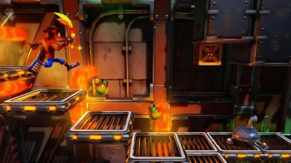 《古惑狼:三部曲重制版》游戏截图