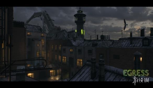 《Egress》游戏截图