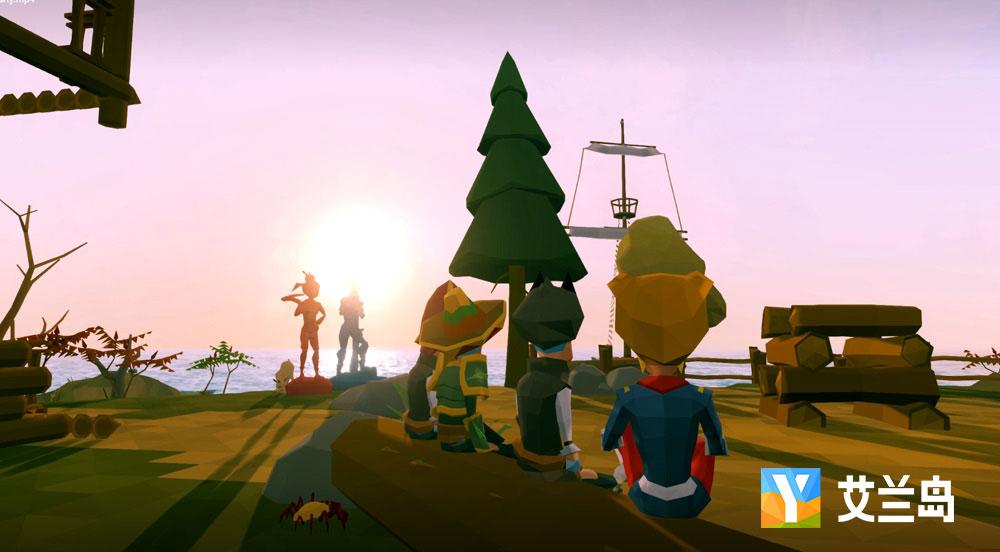 《艾兰岛》游戏截图