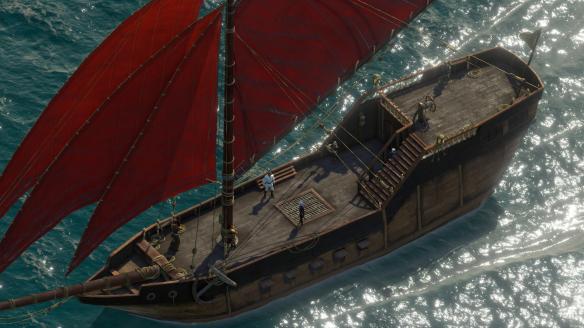 《永恒之柱2:死亡之火》水手受伤无法恢复健康解决办法