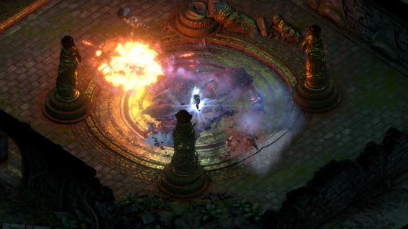 《永恒之柱2:死亡之火》残忍声望在哪刷?刷残忍声望位置推荐