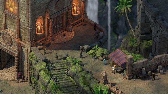 《永久之柱2:死亡之火》游戏截图-1