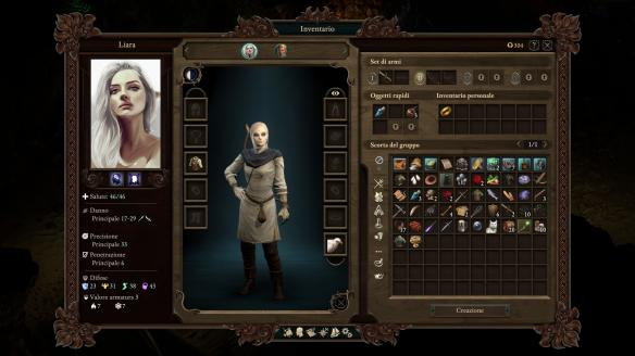 《永恒之柱2:死亡之火》游戲截圖-1