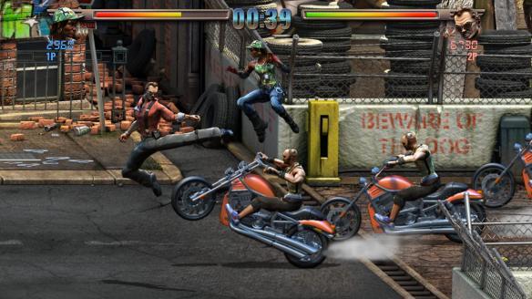 《怒火判官》游戏截图