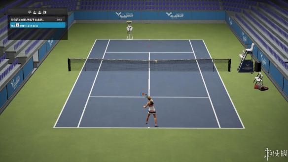 《澳洲国际网球》汉化游戏截图