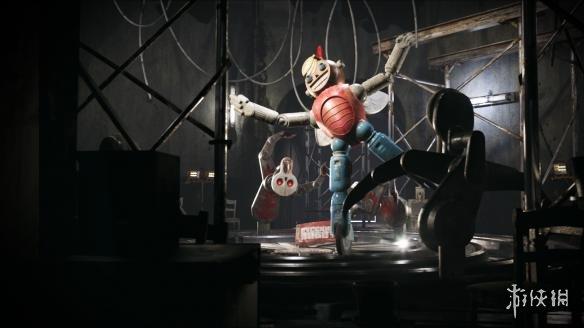 《原子之心》游戏截图