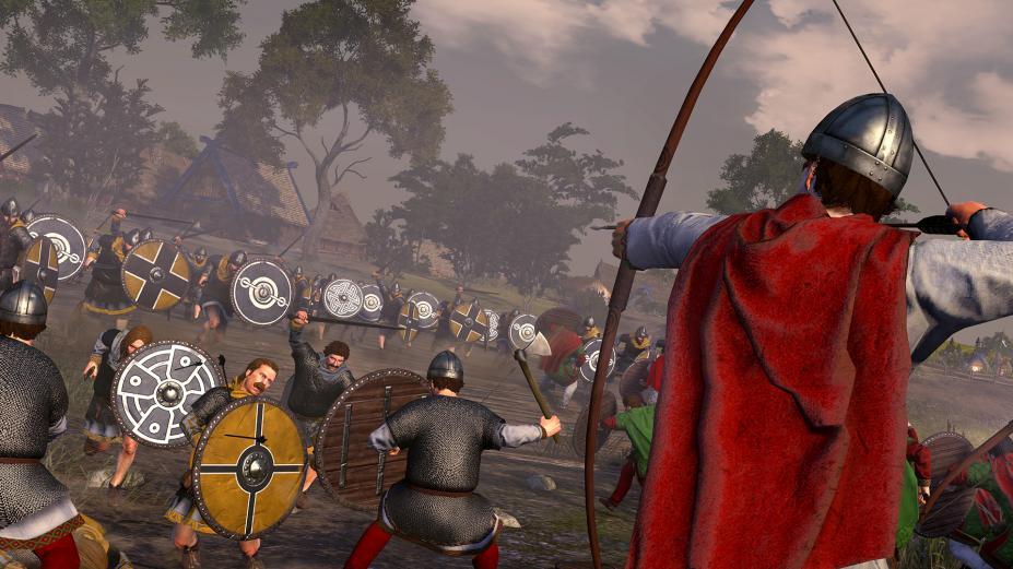《全面战争传奇:大不列颠王座》游戏截图