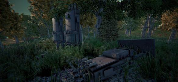 《逃避战争:FPS战术生存》游戏截图