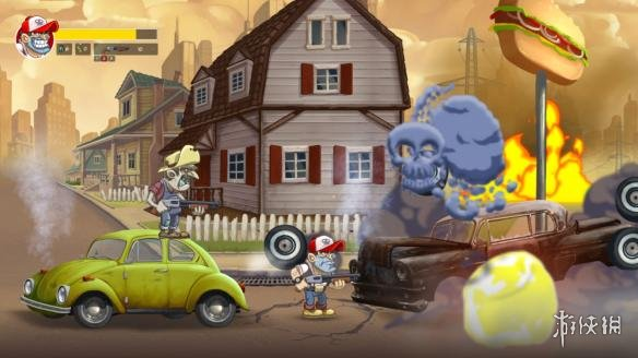 《恐怖之路》游戏截图