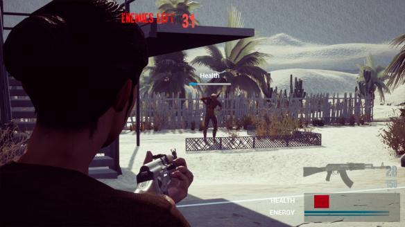 《叛徒杀手》游戏截图