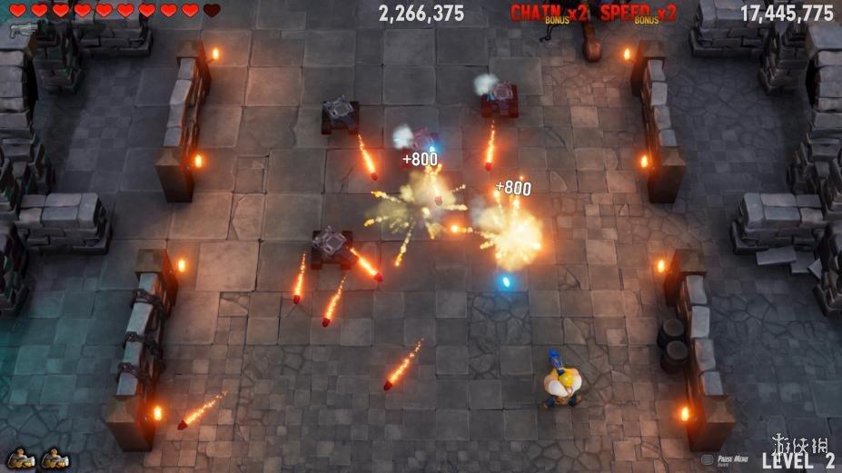 《豐饒部落》游戲截圖