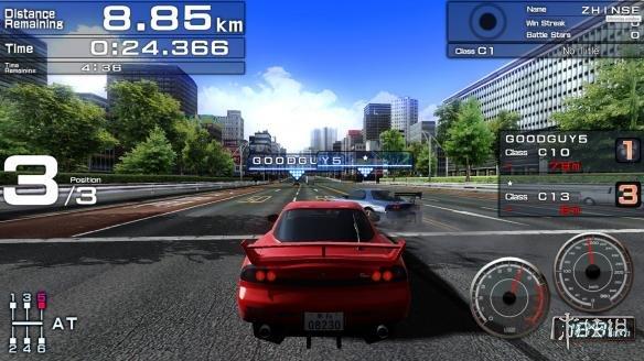 《环状赛车GT》游戏截图