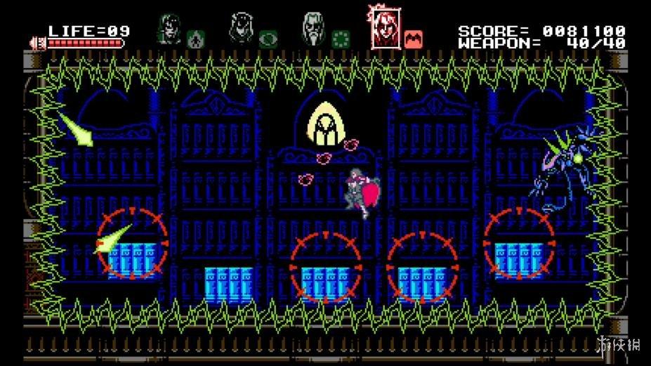 《血污:月之诅咒》游戏截图