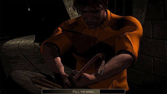 《石墙监狱》游戏截图