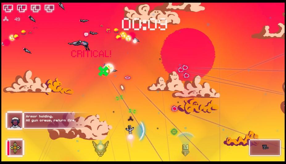 《超空间混战》游戏截图