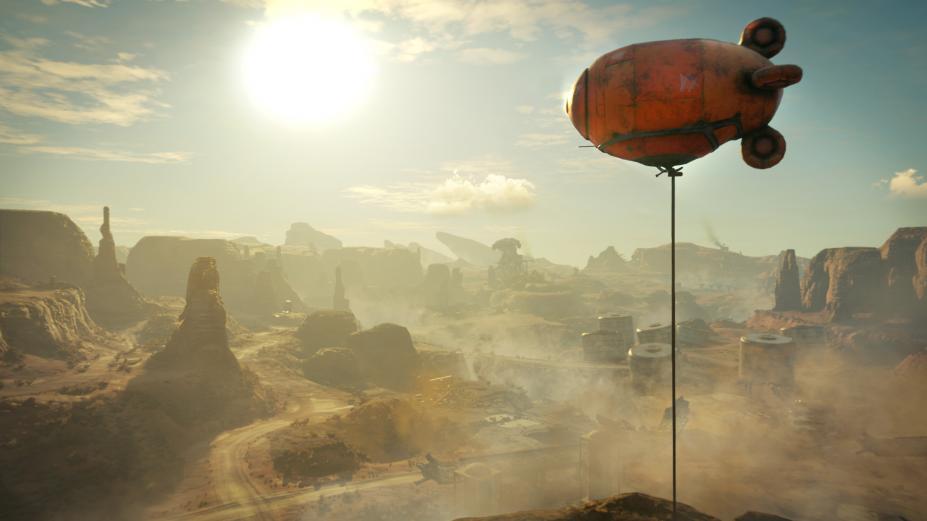 《狂怒2》高清游戏截图-1