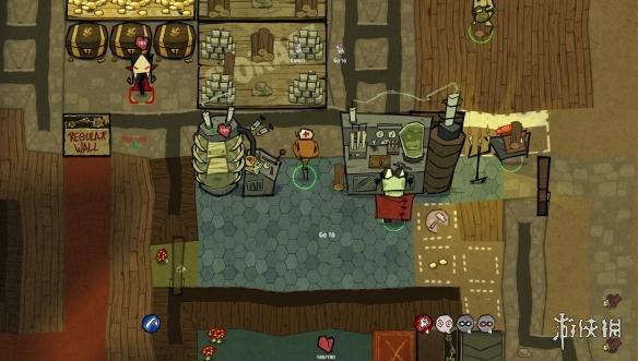 《魔堡之主》游戏截图