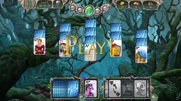 《阿瓦隆传说纸牌3》游戏截图