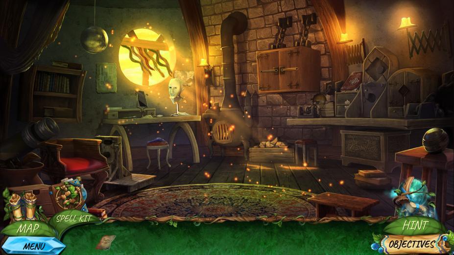 《女王历险记4:神圣停战》游戏截图