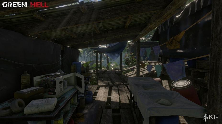 《丛林地狱》游戏截图