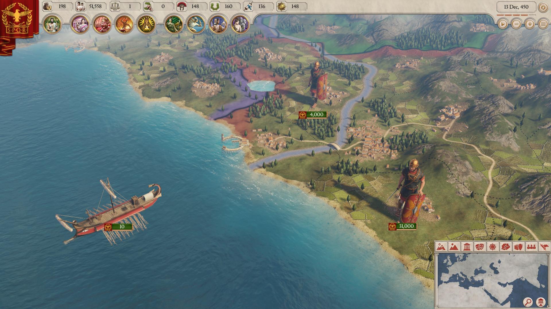 大将军:罗马/Imperator:Rome插图2