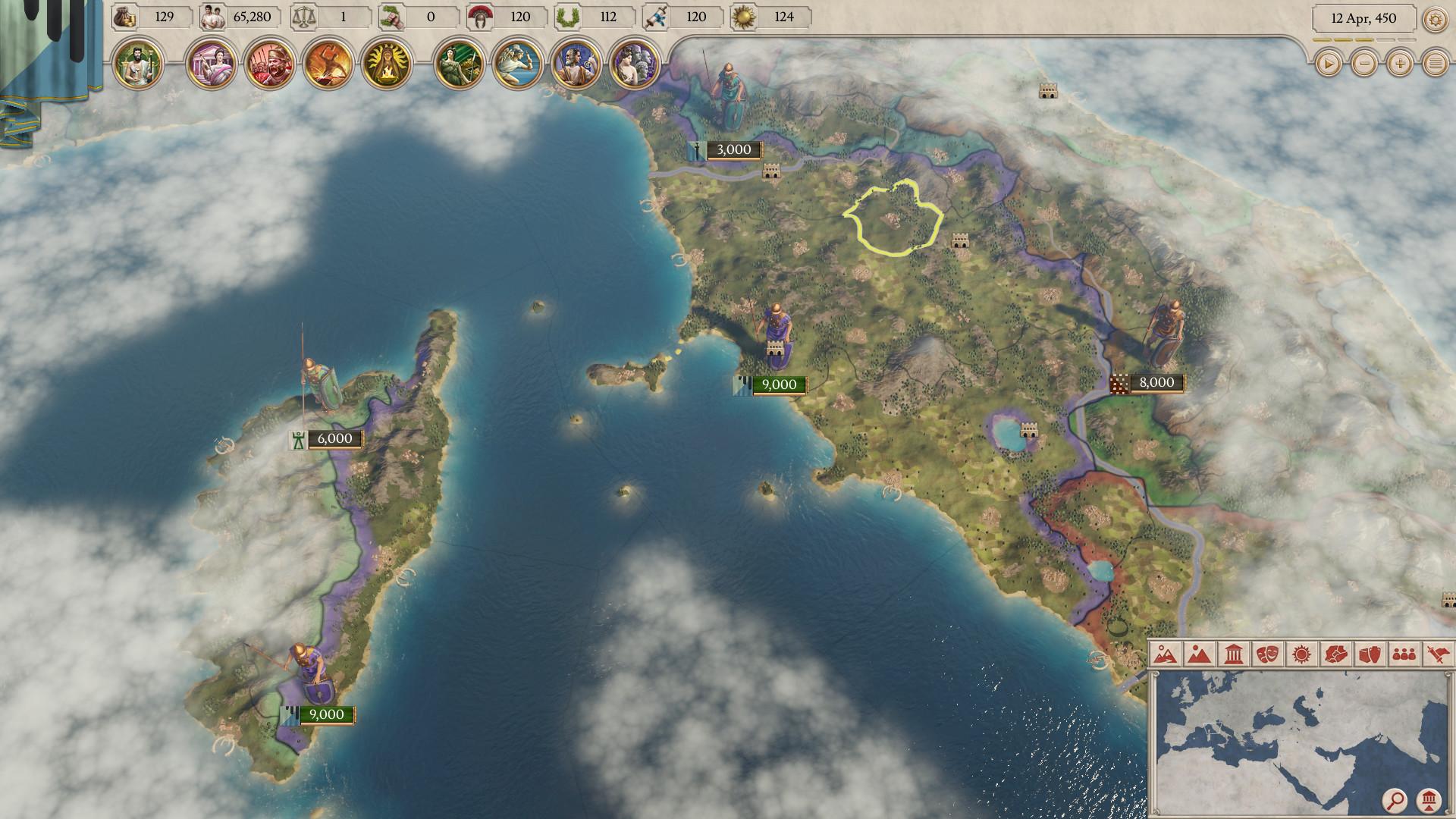 大将军:罗马/Imperator:Rome插图4