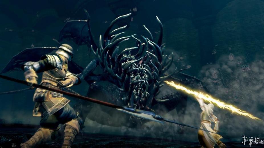 《黑暗之魂重制版》游戏截图(1)