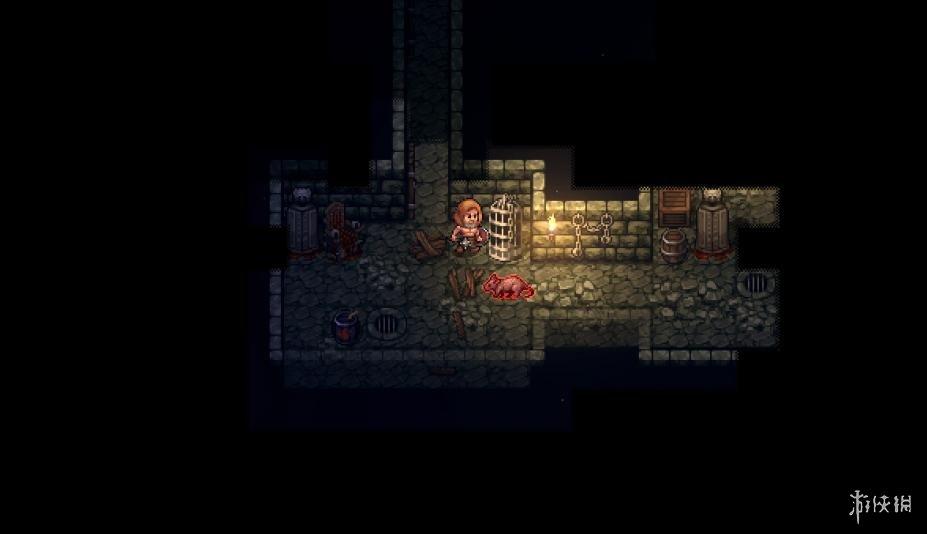 《石质碎片》游戏截图