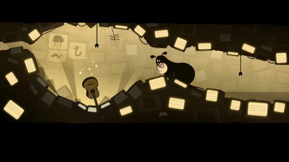 《办公室冒险》游戏截图