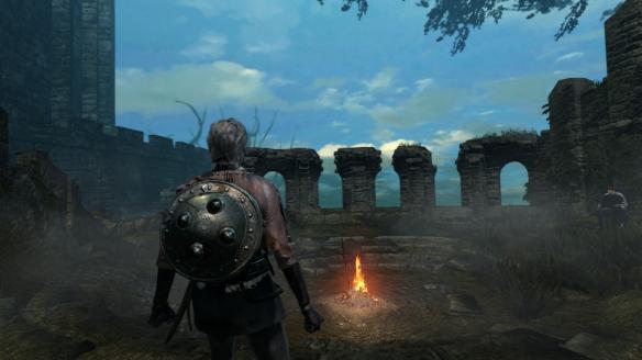《黑暗之魂重制版》游戏截图-2