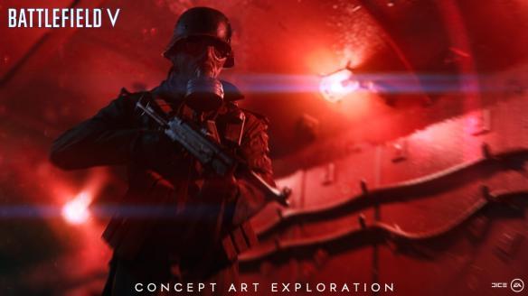 《战地5》游戏截图-2
