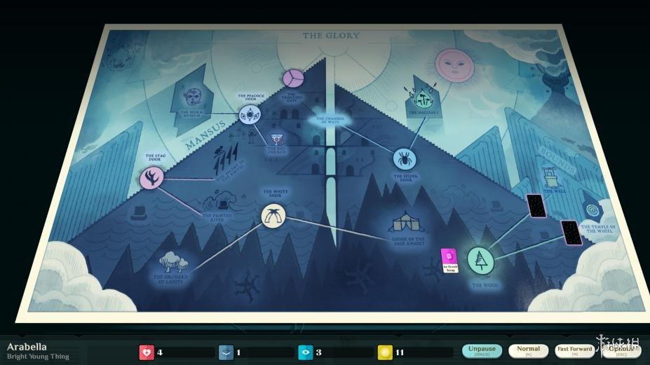 《异教徒模拟器》游戏截图