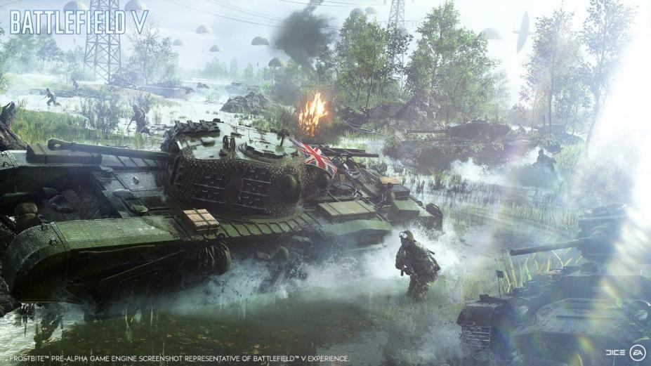 《战地5》游戏截图-2(1)