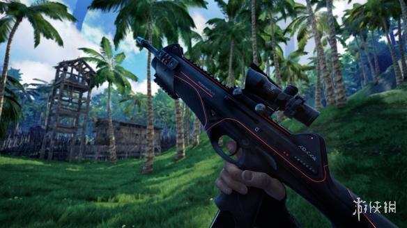 《尼内岛:大逃杀》游戏截图