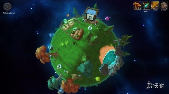 《小王子的星球》游戏截图