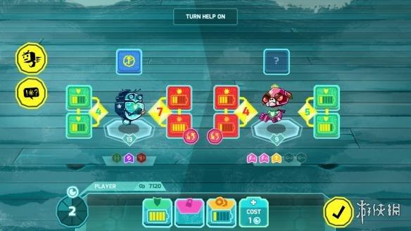 《疯狂的机器人》游戏截图