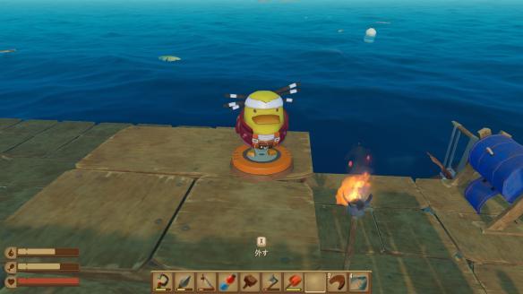 《船长漂流记》Raft游戏截图-2