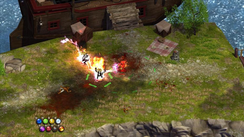 《魔法对抗》游戏截图