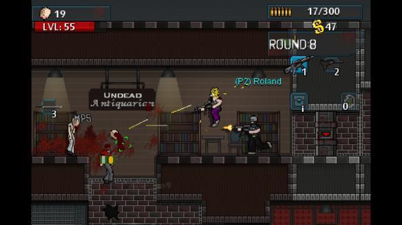 《僵尸杀手:重生》游戏截图