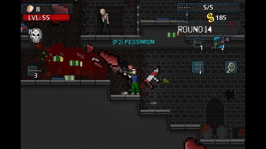 《僵尸杀手:重生》游戏截图(1)