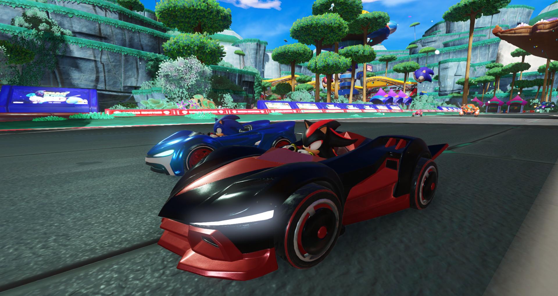 组队索尼克赛车/Team Sonic Racing插图1